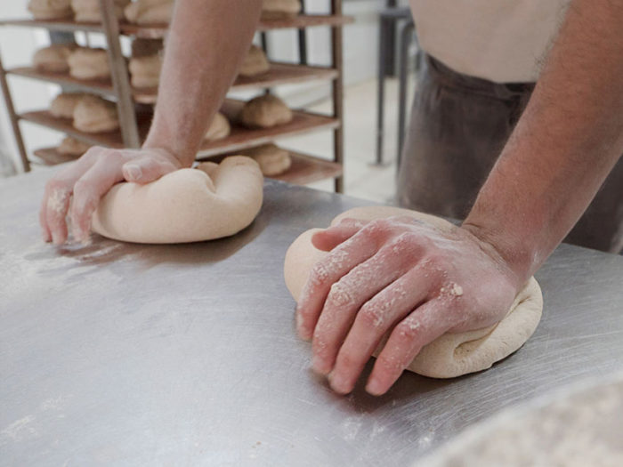 Fábrica de pan en Estepona