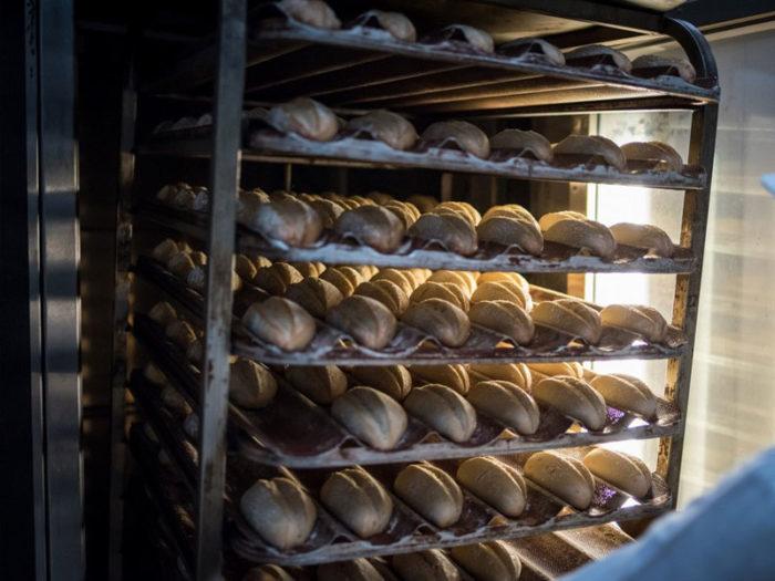 Pan ultracongelado para Estepona