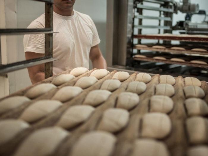 Pan congelado en Málaga
