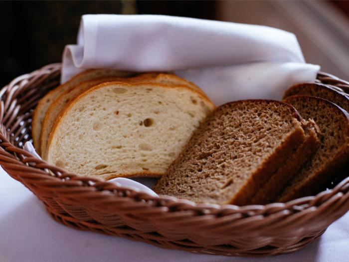 La fábrica del pan